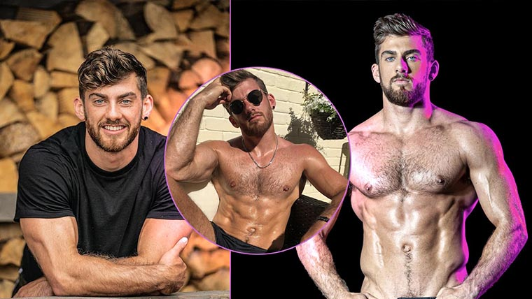 male strip show blog | Who is Dreamboys Star & Channel 4 The Bridge Contestant Zac Smith?