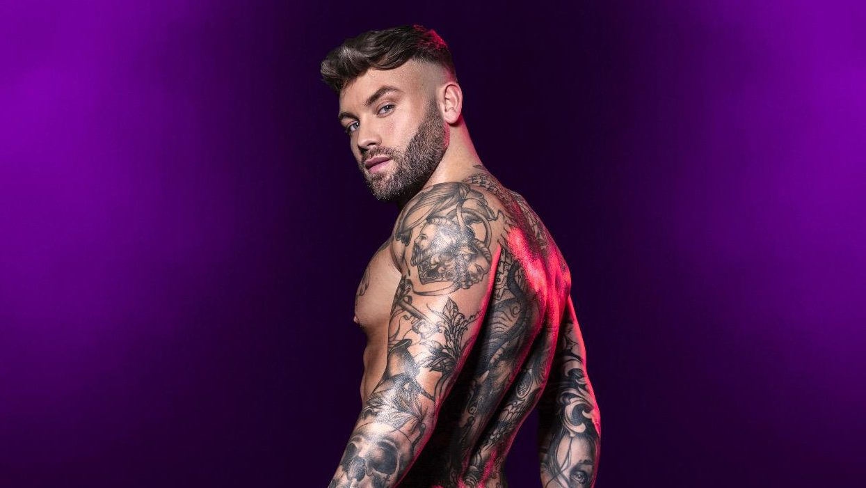 male strip show blog | BOBBY MARCH NEWCASTLE DREAMBOYS