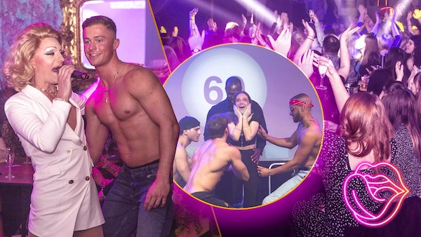male strip show blog | Dreamboys launches Dreamballs: Bottomless Brunch in London and Brighton