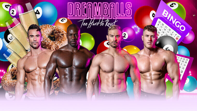 male strip show blog | Dreamballs Brunch & Bingo