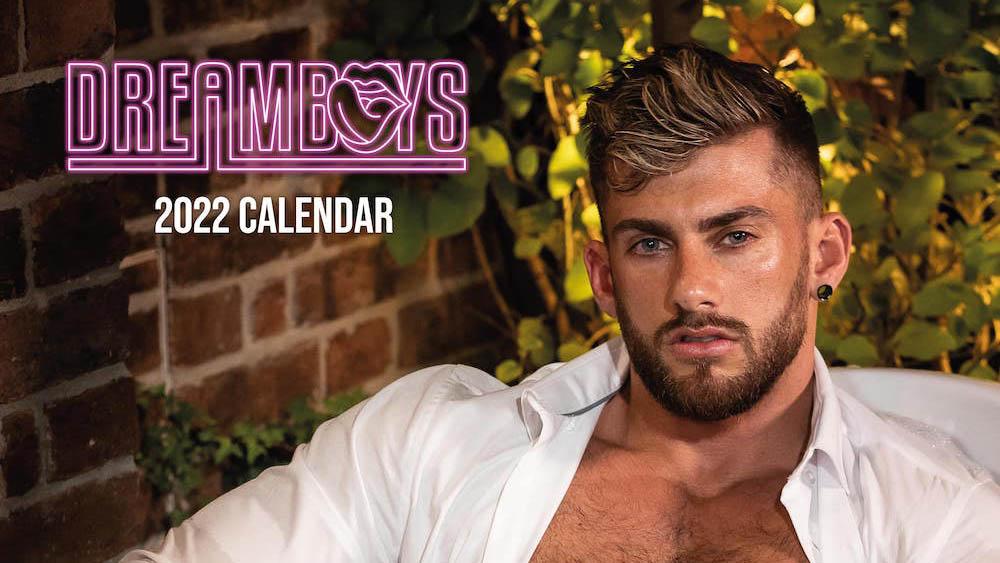 male strip show blog | Dreamboys Calendar 2022