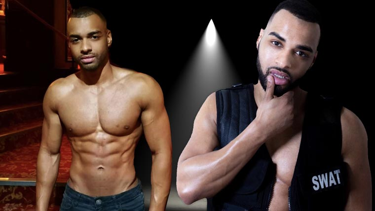 male strip show blog | London Dreamboys: Who is Mikey?