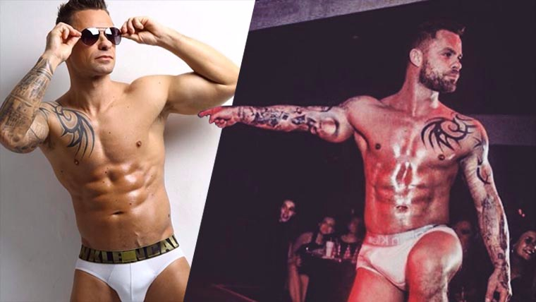 male strip show blog | Dreamboys London: Who is Gary?