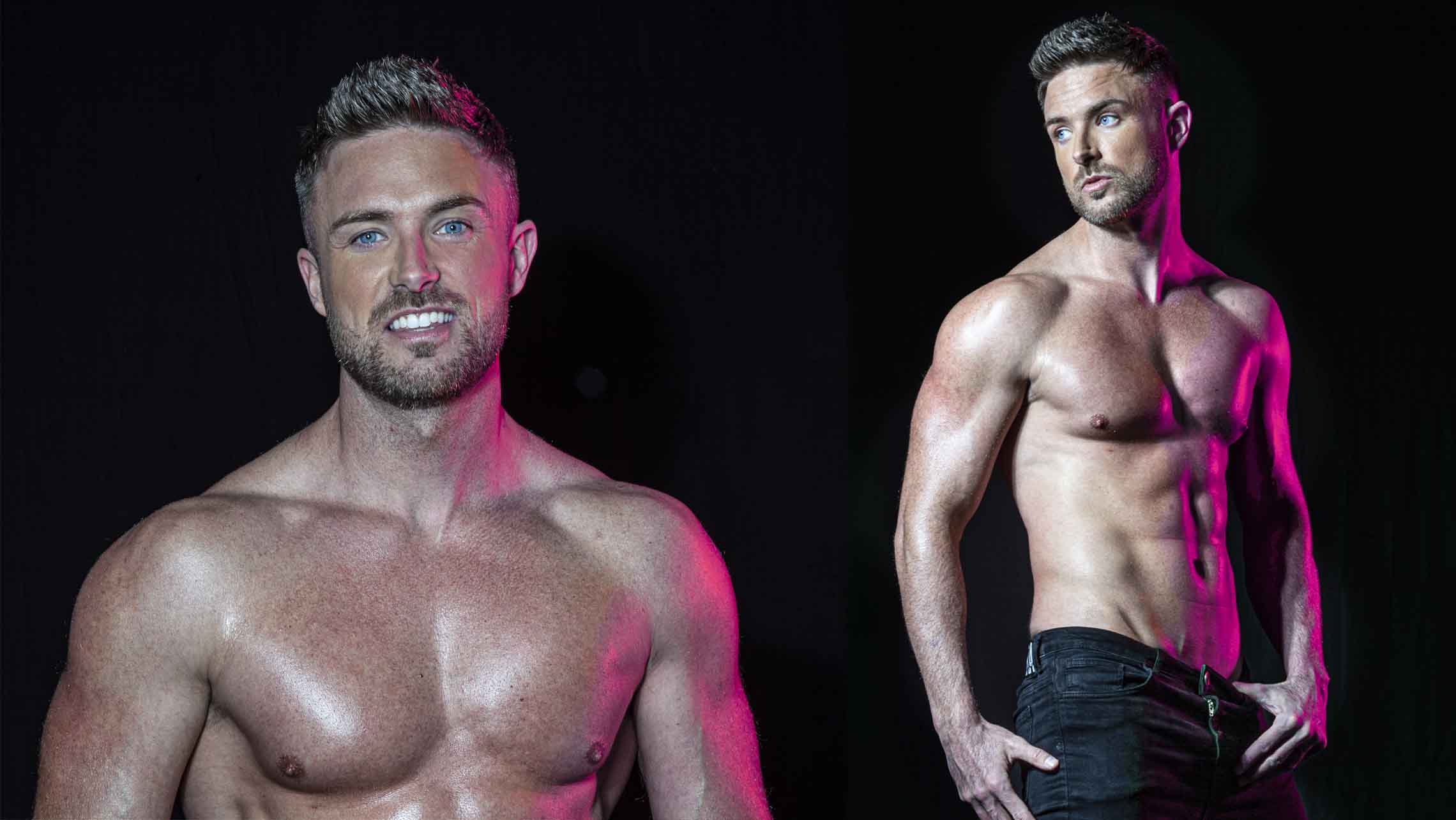 male strip show blog | Who is Celebs Go Dating star and Dreamboy Shane Finlayson?